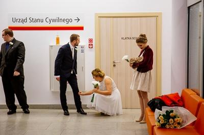 Renata & Grzegorz - Ślub