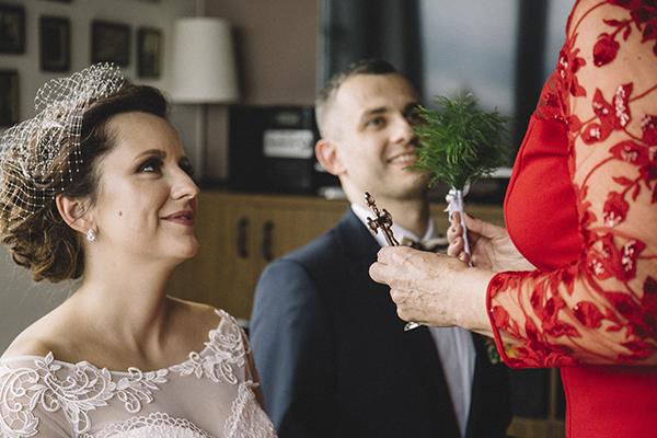 Marta i Piotr - reportaż ślubny
